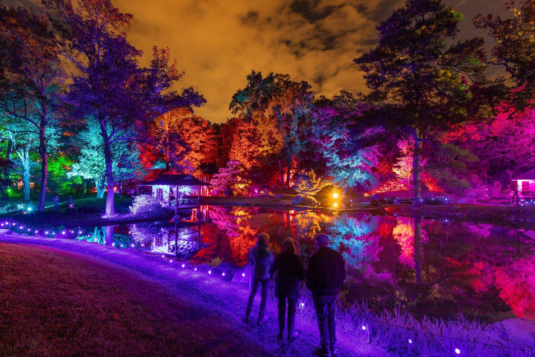 Garden Glow Maymont Foundation