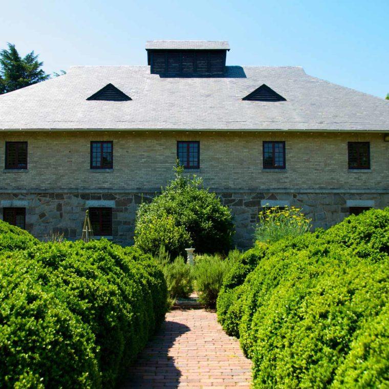 Stone Barn at Maymont