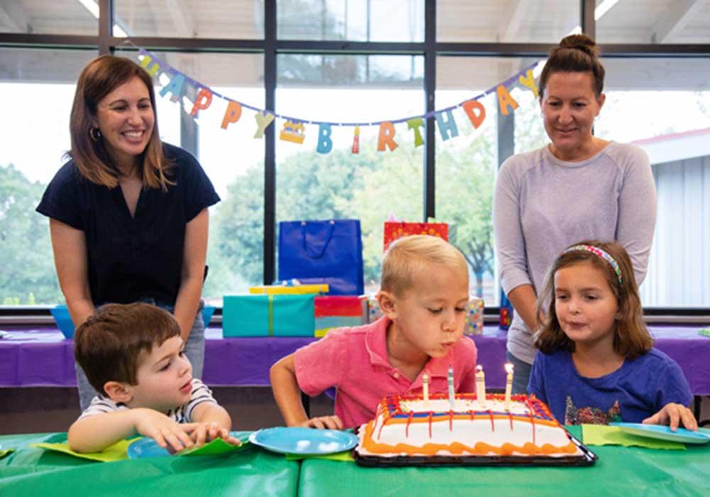 Button Birthdays Farm Classroom