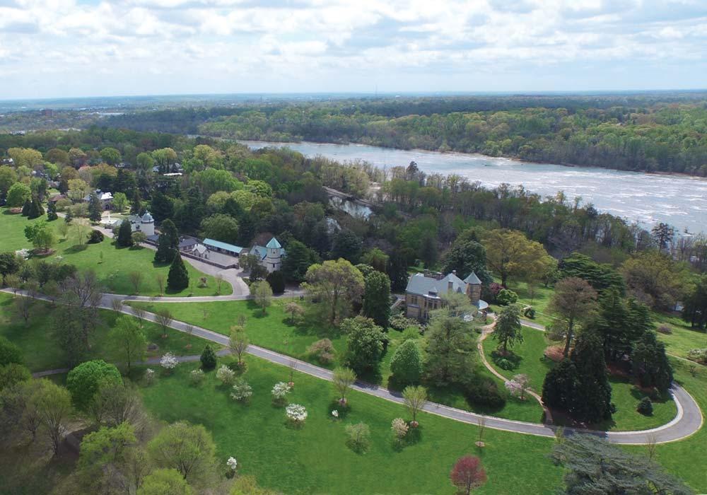 Button Aerial Estate 2015 C Scott Strimple