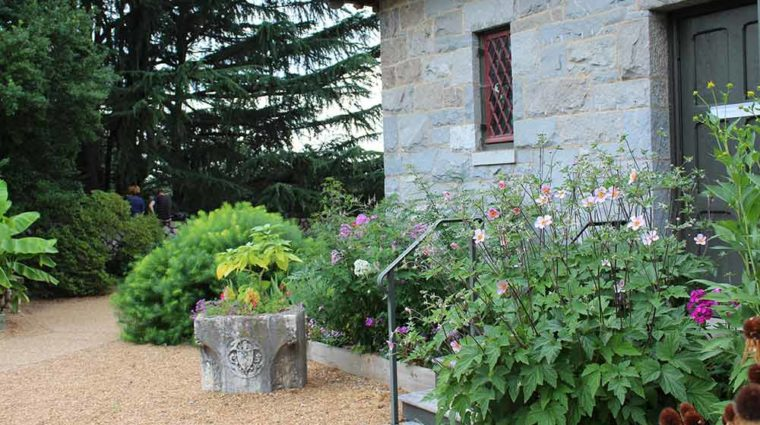 Carriage House Garden at Maymont