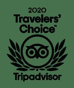 Logo Trip Advisor Travelers Choice