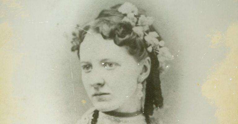 Sallie May Dooley, image courtesy of The Valentine