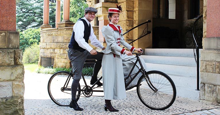 Inset Blog Womens Bicycling Costume