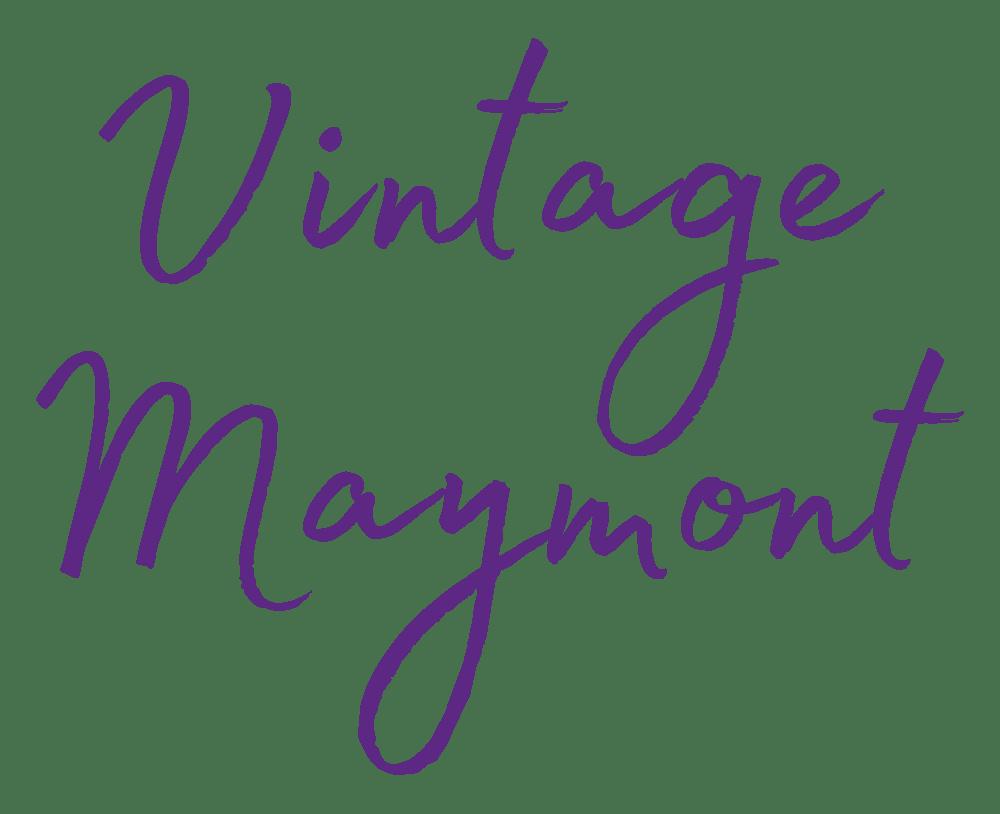 Vintage Logo Fixed